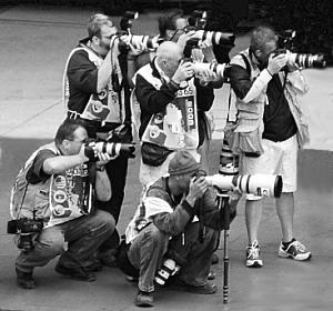 Фотожурналистика