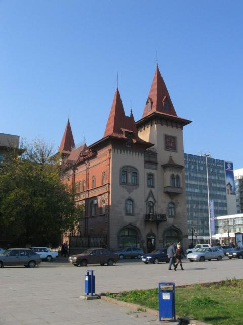 Архитектура кадра