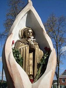 Памятники  Кузнецка
